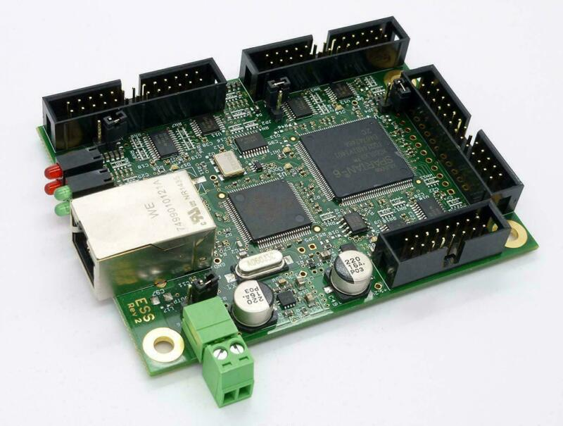 [3DMakerWorld] Warp9 Ethernet SmoothStepper CNC Motion Controller Board