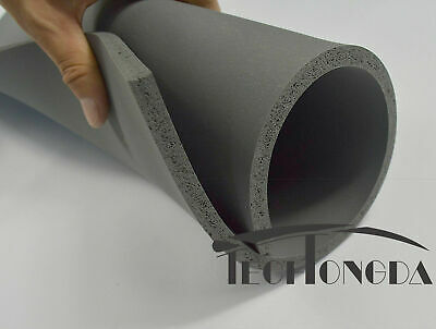 16x24 Gray 0.31 Silicone Pad Heat Press Machine Replace High Temp Pad New