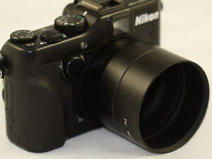 Metal-Lens-Filter-Adapter-Tube-Ring-For-Nikon-P7100-P-7100-7100-P7000-NEW-58mm