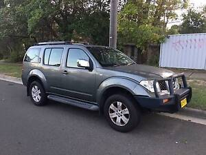 2006 Nissan Pathfinder Wagon Marsfield Ryde Area Preview