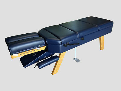 Chiropractic Table Lincoln Equipment Liquidation