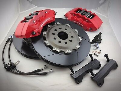 "ProdigyWerks 6 Piston 13"" Big Brake Kit 06-16 Honda Civic Si FA5 FG2 Acura CSX"