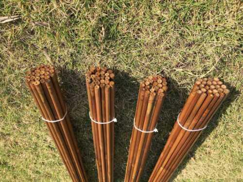 """100pcs NewTonkin Bamboo arrow shaft handmade 35-40# 33/"""" 84cm only shafts"""