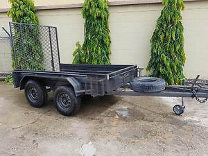 PBL 9 x 5 Tandem Axle Trailer with Ramps Brendale Pine Rivers Area Preview