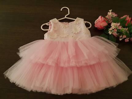 Pink Tutu Dress, Bubble Girl brand size 1
