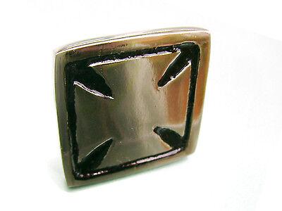 Iron Cross Elevación Punto Cubiertas (1 Par) Tapones para Tipo 1 2...