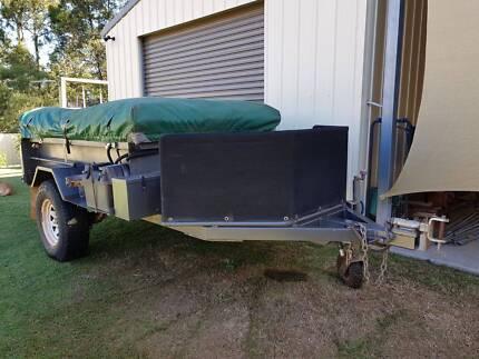 Off Road Camper Trailer Chuwar Brisbane North West Preview