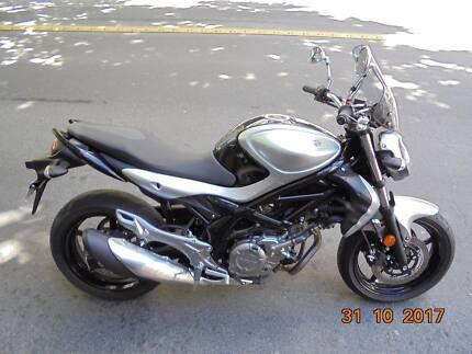 2011 SUZUKI GLADIUS SFV65U (LAMS)