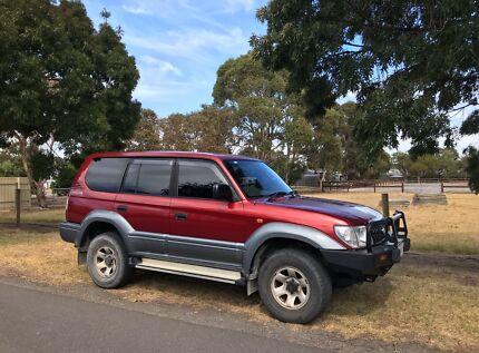 Toyota Prado GXL 2000