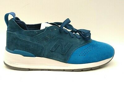 New Balance Mens 997 Suede Trail Training Running Sneakers Shoes US 11 EU 45