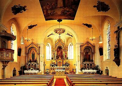 Pfarrkirche St. Sebastian , Weißenbach am Lech , Ansichtskarte