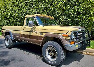 1979 Jeep J20  1979 Jeep J20 4x4 Pickup Truck
