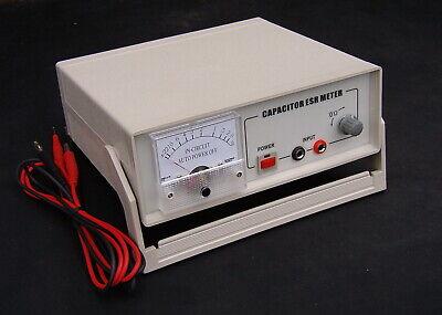 In Circuit Capacitor Esr Meter - Desktop Esr Capacitor Tester