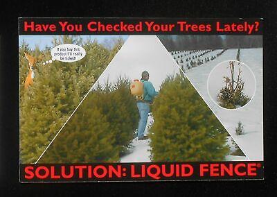 2004 Liquid Fence Deer Repellent Tree-Teck Inc. Schuylkill Haven PA Schuylkill -