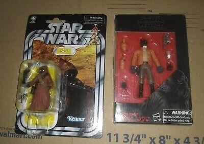 """Star Wars Vintage Collection Jawa Ponda Baba 3 3/4"""" figure The Mandalorian gift"""