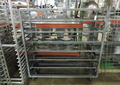 Portable Drying Cart Rack