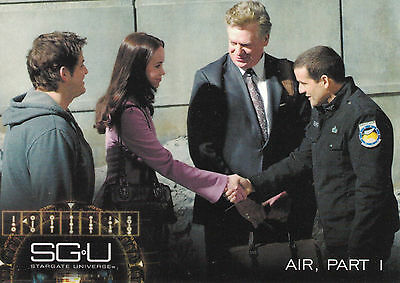 Stargate Universe Season 1 Trading Card Set (72 Cards)