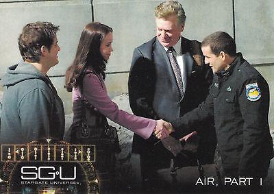 Stargate Universe Season 1 Trading Card Set (72 Cards)