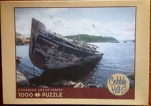 1000 piece puzzle from  Canadian Artist series, new, unopened