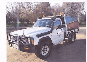 1999 GQ Nissan Patrol 4.2L ST Coil Cab Chassis Walla Walla Greater Hume Area Preview