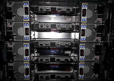 Netapp Ds4243 Disk Array Shelf With 24X 600Gb 15K Sas X412a  2X Iom3  4X Psu