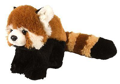 Wild Republic Plüschtier Stofftier Kuscheltier Roter Panda Benjamin 20 cm