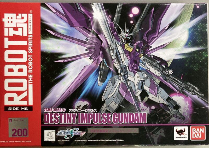 Bandai Robot Spirits Mobile Suit Gundam Fighter Destiny Impulse Action Figure