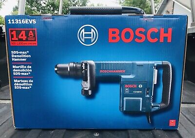 Bosch 14-amp Sds-max 120-volt Demolition Hammer 11316evs