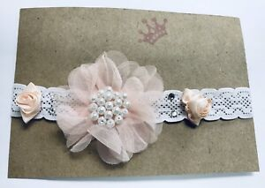 Vintage baby hairbands