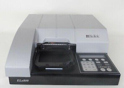 Biotek Elx800 Absorbance Microplate Reader