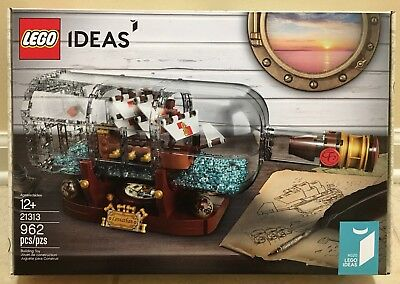 New Lego 21313 Ideas Ship In A Bottle Sealed In Hand Ready To Ship 100 Authentic