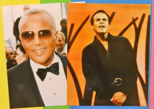 """HARRY BELAFONTE"" aka The King of Calypso music style - movie photo stills"