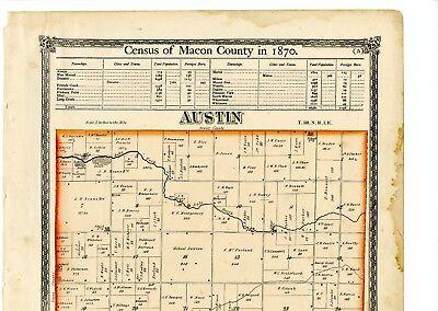 1794 MD MAP Sykesville Trappe University Park West Laurel Genealogy SURNAME BIG