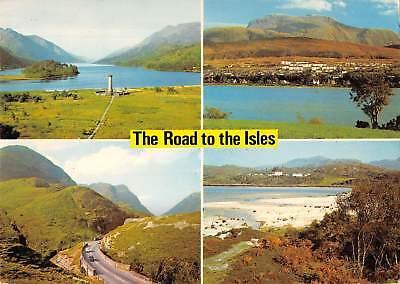 uk35991 road to the isles scotland  uk lot 4 uk