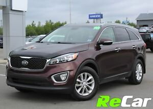 2016 Kia Sorento 2.4L LX FWD | HEATED SEATS | BLUETOOTH