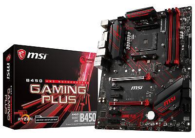 MSI Performance Gaming AMD Ryzen 1st and 2nd Gen AM4 M.2 USB