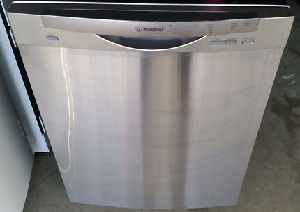 WESTINGHOUSE STAINLESS STEEL DISHWASHER - WORKS PERFECTLY Windsor Gardens Port Adelaide Area Preview