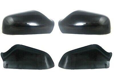 Abdeckung für Außenspiegel Spiegelkappe Außenspiegelabdeckung TYC rechts schwarz