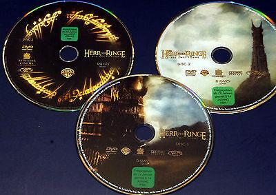 DVD  Herr der ringe 1+2  ()