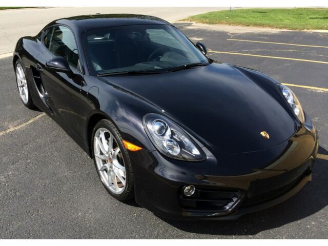 Image 1 of Porsche: Cayman Base…