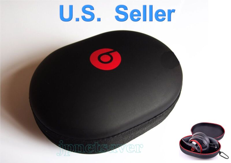Replacement Spare Case-Pouch Monster Beats by Dr. Dre Studio/Solo HD Headphones