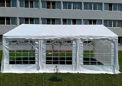 20 x 20 Ft Heavy Duty Commercial Party Canopy Car Shelter Wedding Camping Tent