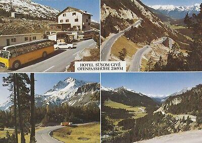 """AK Hotel """"Süsom Givé"""", Ofenpass"""