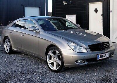 Mercedes CLS500 5,0 aut. 4d