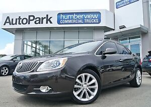 2013 Buick Verano Leather Package LOW LOW KM! LOADED HEATED S...