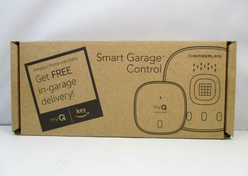 Chamberlain MyQ MYQ-G0401-ES Smart Garage Opener Control - Amazon Delivery - NEW