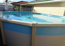 Above ground pool Ballajura Swan Area Preview