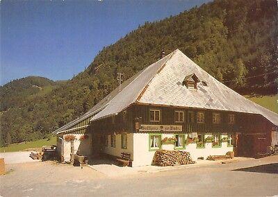 GG8574 gasthaus zur linde napf oberried st wilhelm germany hotel restaurant