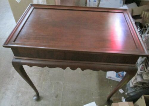 Eldred Wheeler Tea Table Made in Hingham Ma