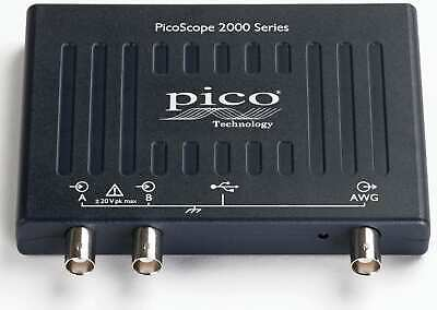 Picoscope 2206b 50 Mhz 2 Channel Oscilloscope
